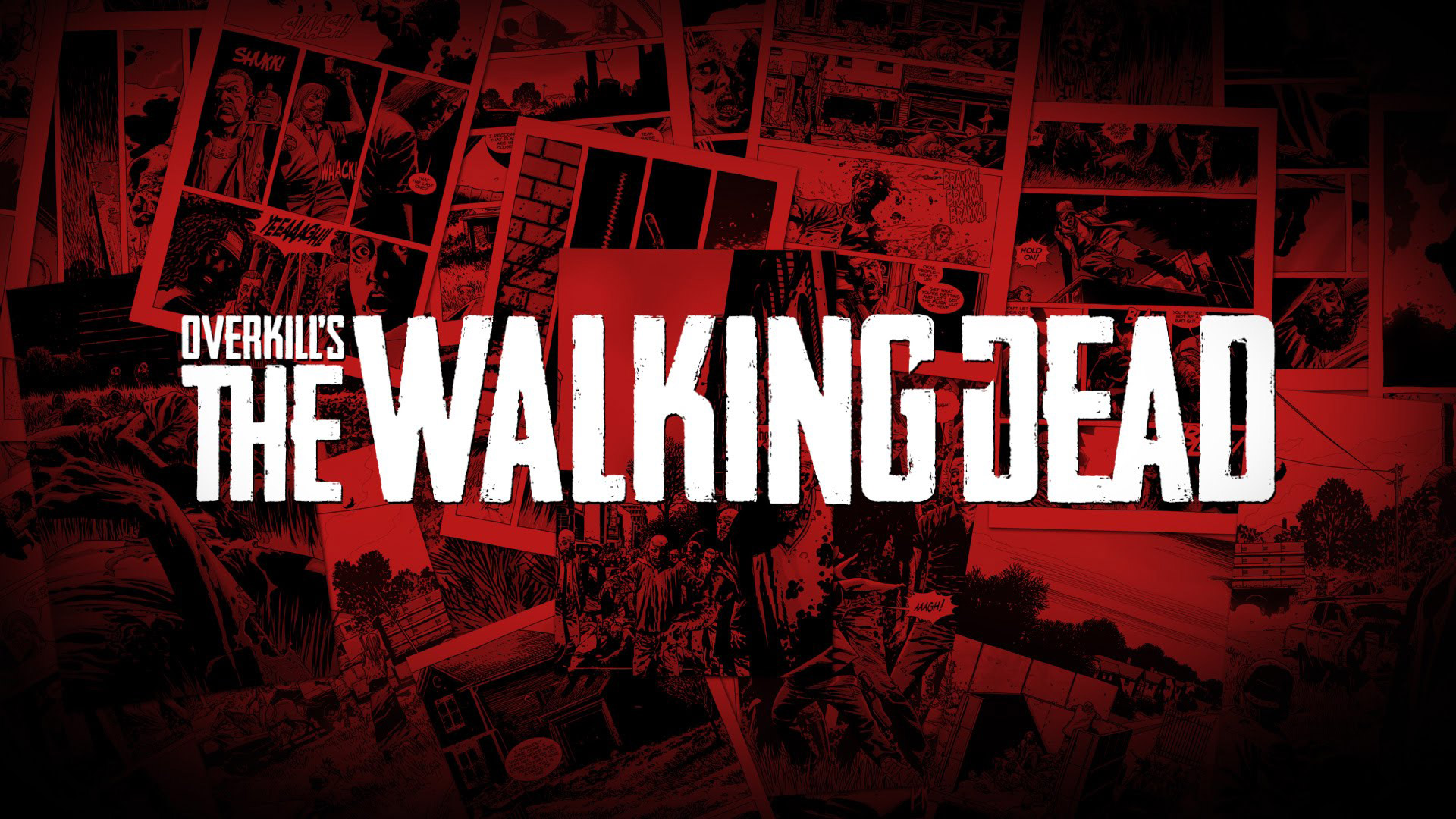 Overkill's The Walking Dead PS4 vrplayer.fr