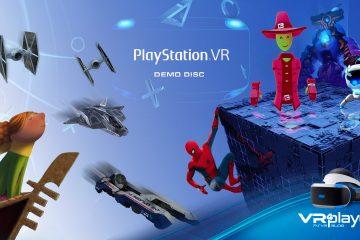 PlayStation VR : expériences et jeux gratuits des Stores PSVR