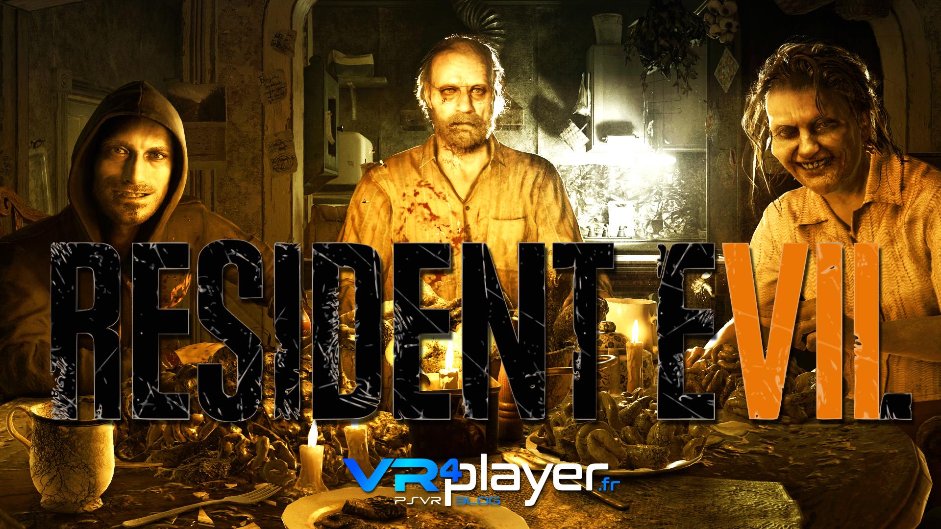 Resident Evil 7 le record sur PSVR vrplayer.fr