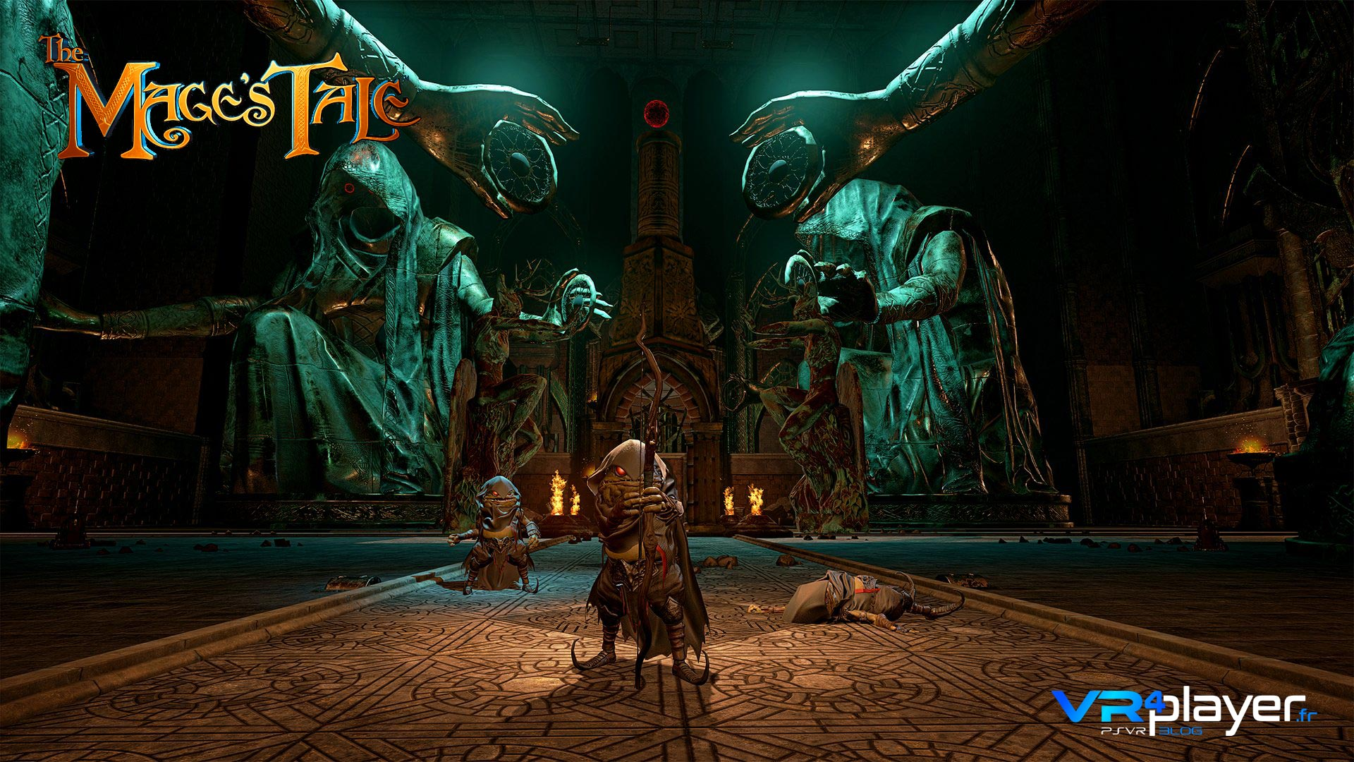 The Mage's Tale PlayStation VR vrplayer.fr