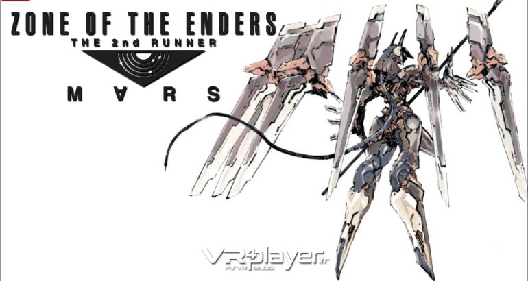 Zone of the Enders the 2nd Runner PSVR vrplayer.fr