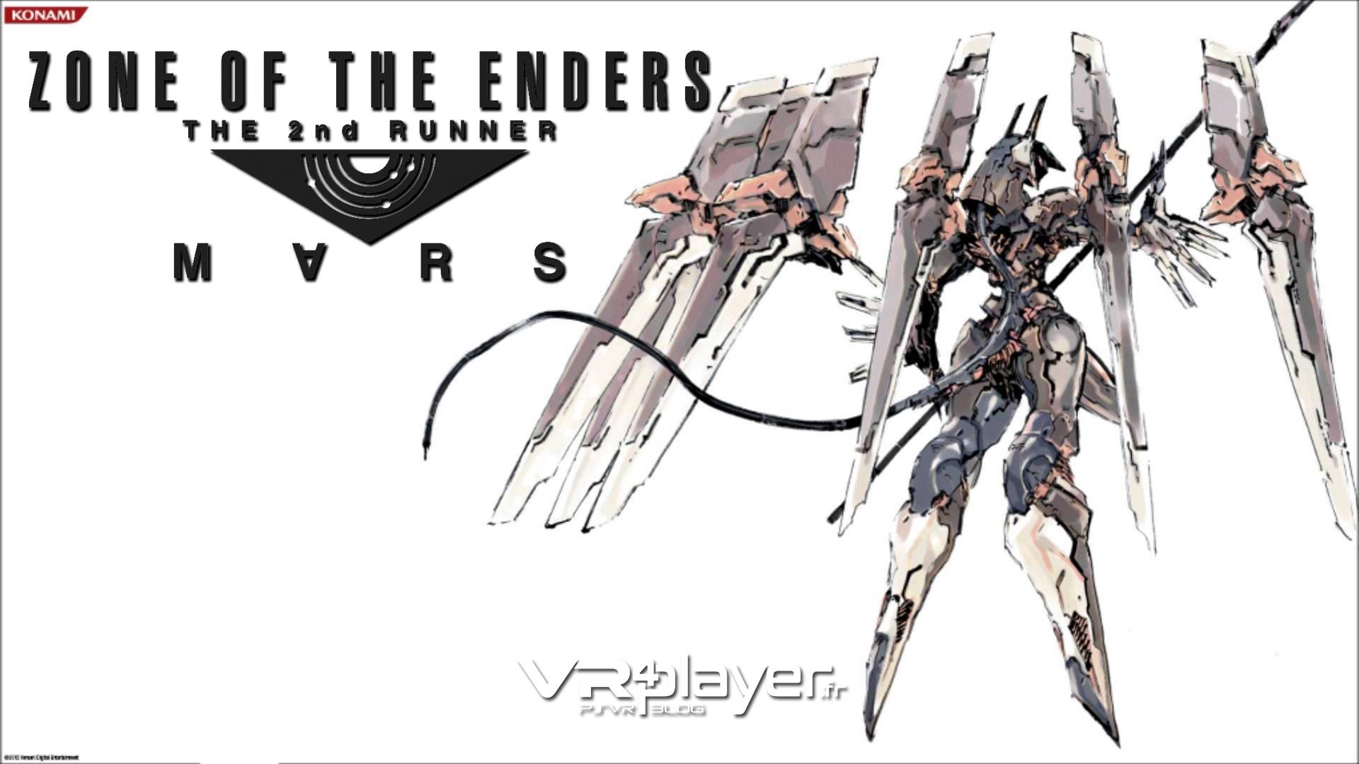 Zone of the Enders the 2nd Runner PSVR vrplayer.fr