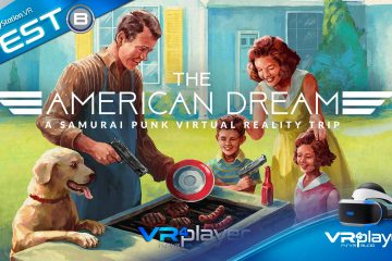 PlayStation VR : The American Dream, un shooter critique sur PSVR