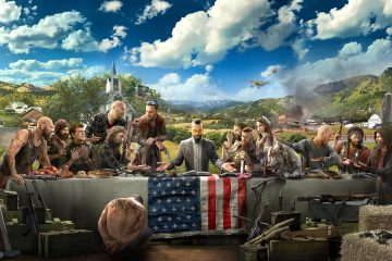 PS4, PS4 PRO, Xbox : Far Cry 5 le trailer de lancement PS4 en attendant demain.