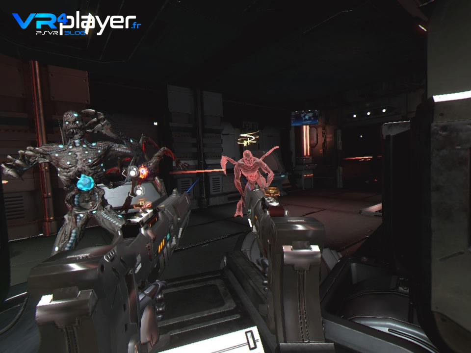 Mortal Blitz capture sur PSVR