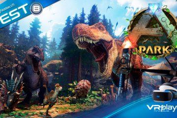 PlayStation VR : Ark Park, Une déception titanosauresque sur PSVR, Test Review