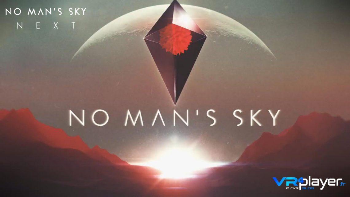No Man's Sky PSVR VR4player