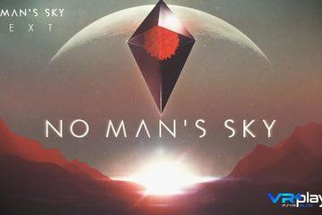 PlayStation VR : Une grosse Rumeur sur No Man's Sky en VR !