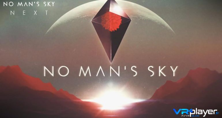 No Man's Sky PSVR ? VR4player