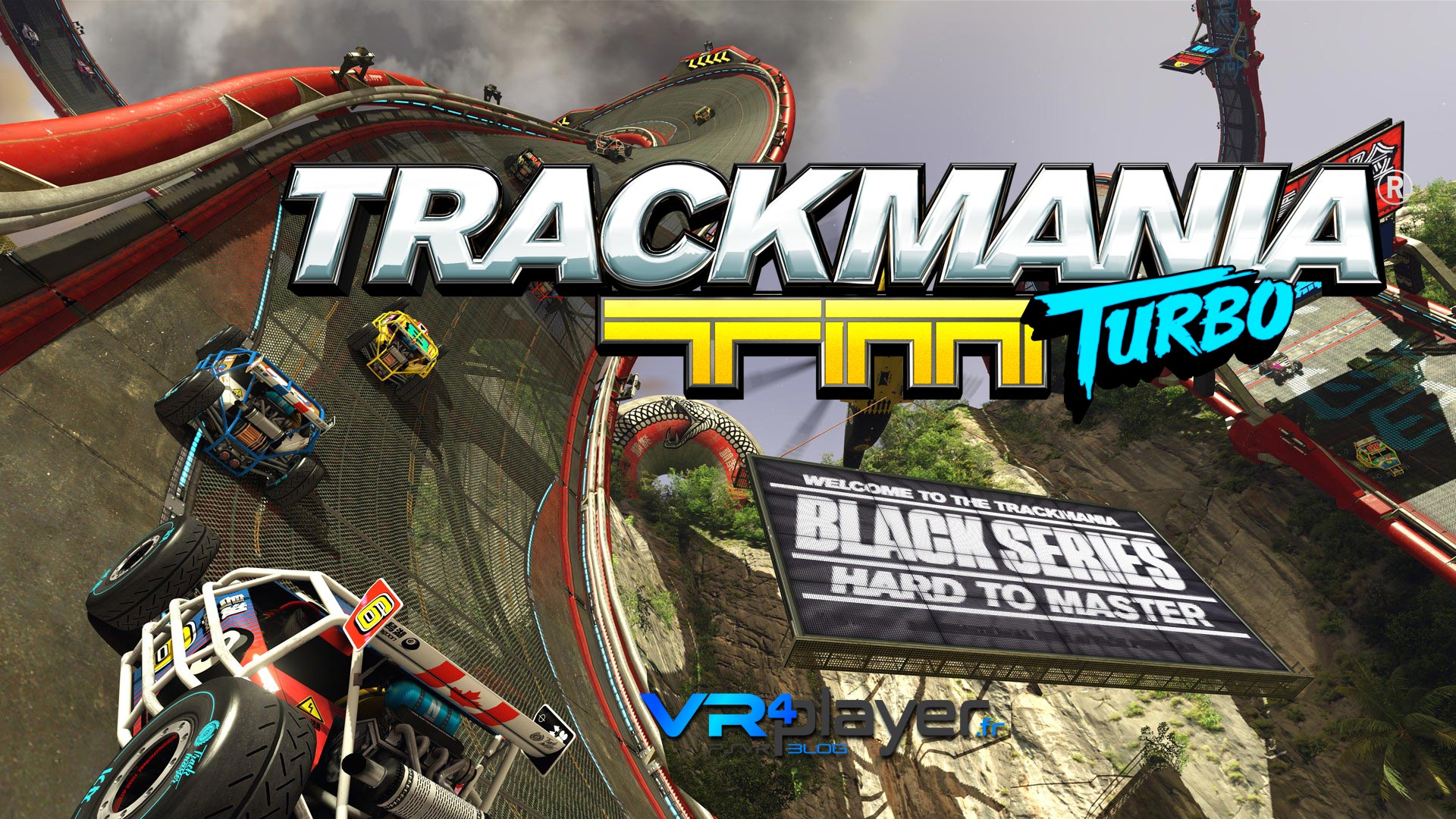 TrackMania Turbo Let's Playvrplayer.fr