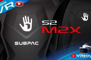 PlayStation VR, HTC vive, Oculus Rift, PS4, Xbox : Tout savoir sur le Subpac M2X