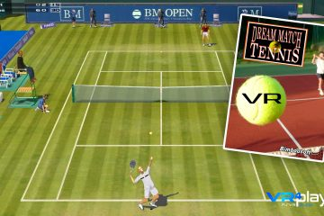 PlayStation VR : Dream Match Tennis VR, du neuf le 19 avril