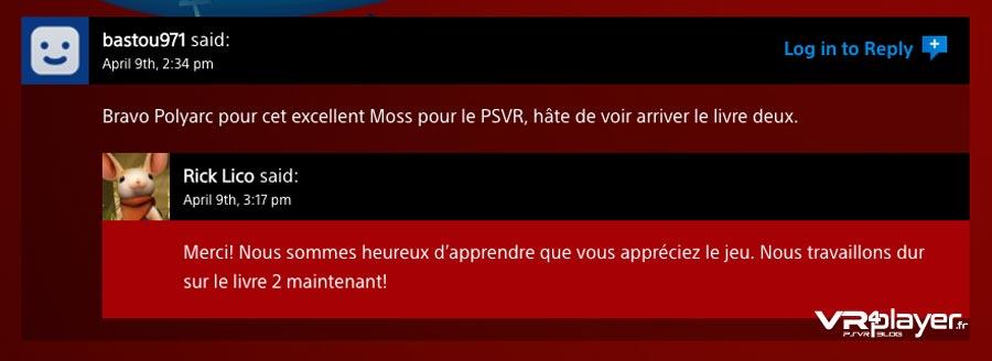 Moss 2 VR4player