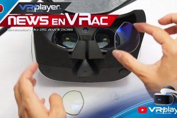 PlayStation VR : Les News en VRac 8, L'actu VR hebdomadaire en Vidéo avec VR4player