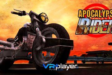 PlayStation VR : Apocalypse Rider va tracer sur PSVR