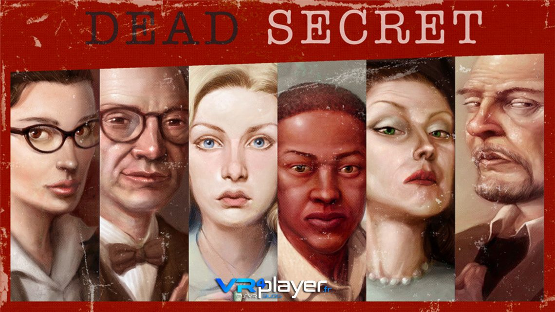 Dead Secret sur PS4 et PSVR le 24 avril vrplayer.fr
