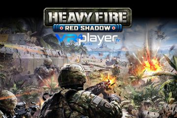 PS4, PlayStation VR : Heavy Fire Red Shadow, le grand débarquement cet été