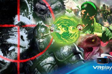 PlayStation VR : les jeux PSVR d'avril et quelques gros poissons