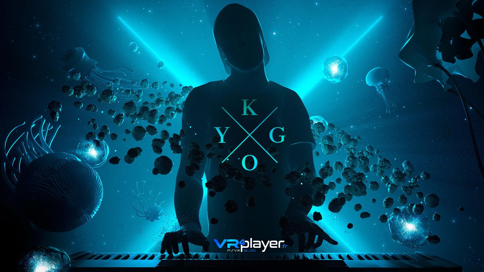 Kygo le 11 avril sur le Store PSVR vrplayer.fr