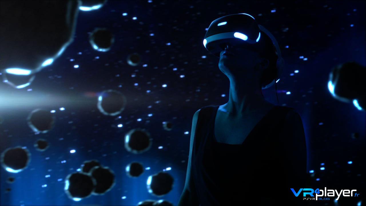 Kygo Carry Me VR Experience sur PSVR