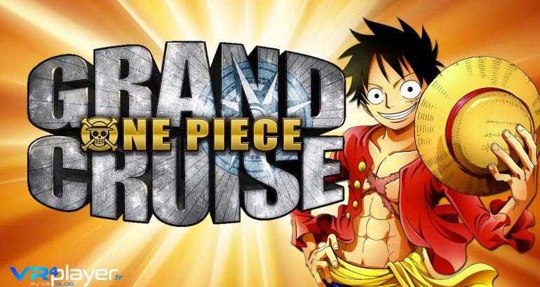 One Piece Grand Cruise sur PSVR vrplayer.fr