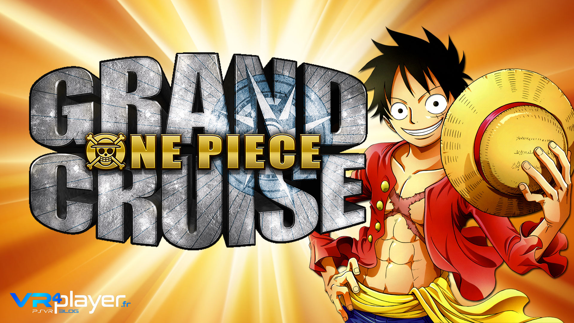 One Piece Grand Cruise sur PSVR vrplayer.fr
