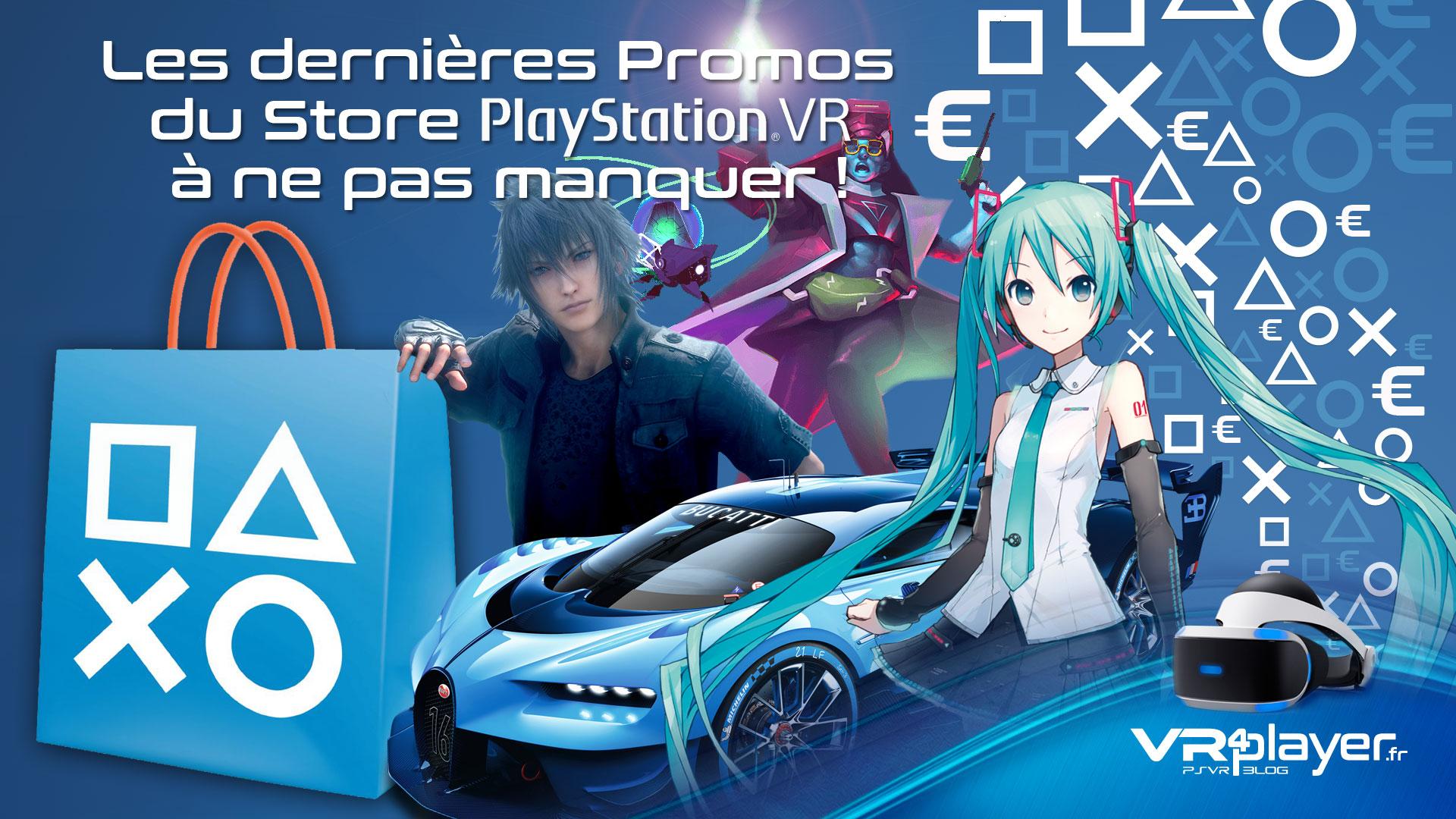 promos de mai sur PlayStation VR vrplayer.fr