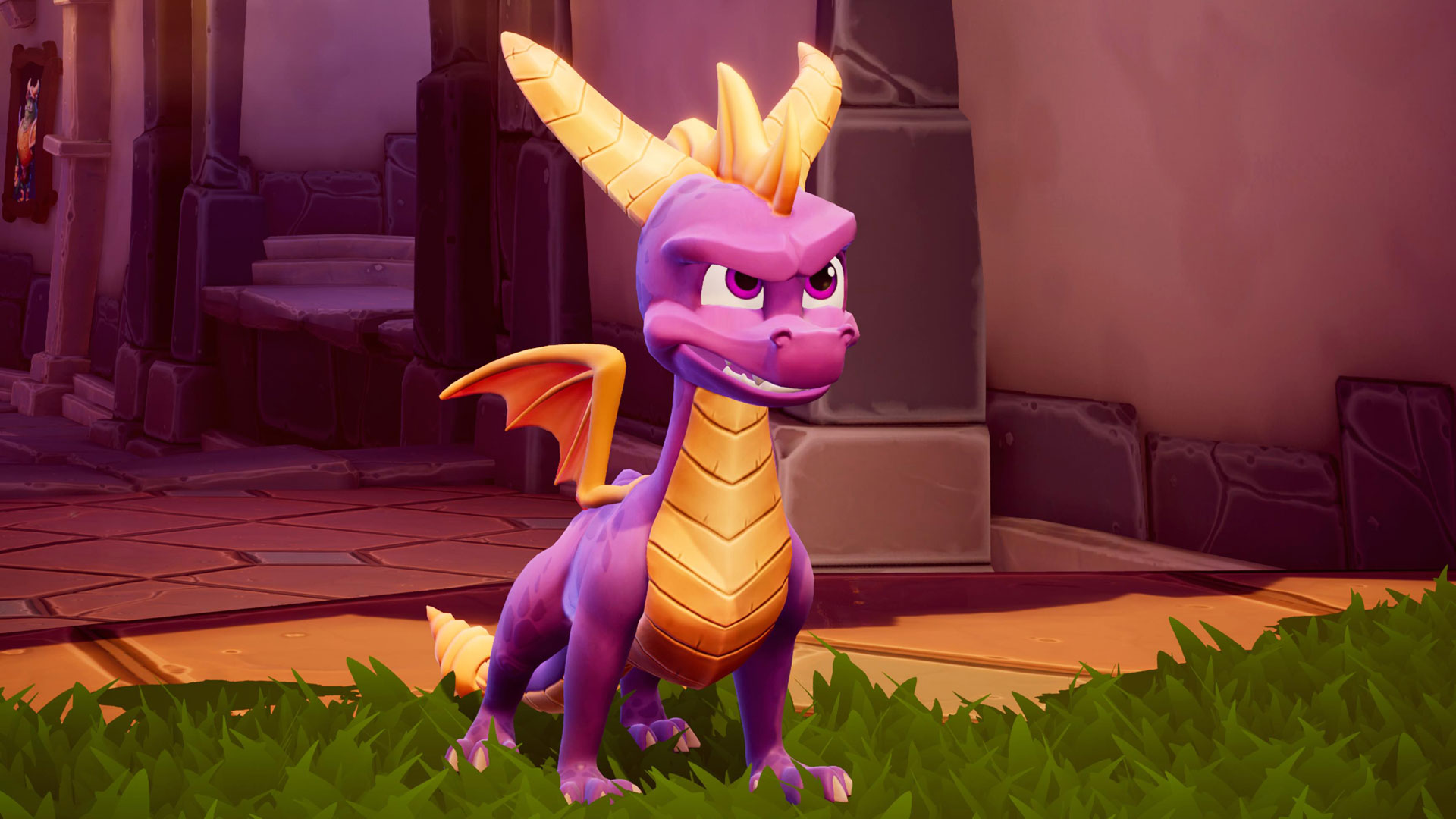 Spyro Reignited Trilogy PS4 vrplayer.fr