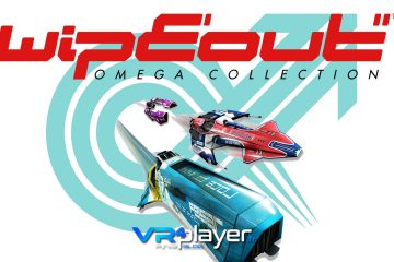 PlayStation VR : WipEout Omega Collection, les raisons d'un succès