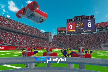 PlayStation VR : 2MD VR Football, le Quaterback c'est vous sur PSVR