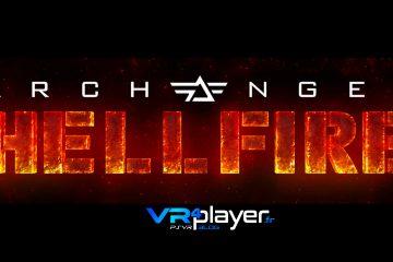 PlayStation VR : Archangel Hellfire non prévu sur PSVR ?!