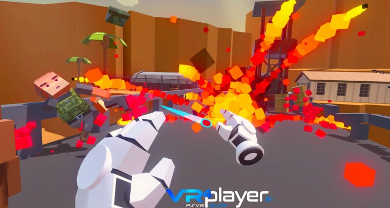 Just In Time Incorporated sur PSVR