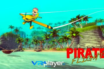 PlayStation VR : Pirate flight, à en tomber par terre sur PSVR