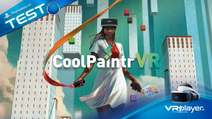 CoolPaintR VR, Test review VR4Player