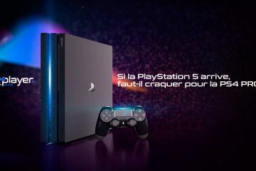 PlayStation 5 : Si la PS5 arrive, faut-il craquer pour la PS4 PRO ?