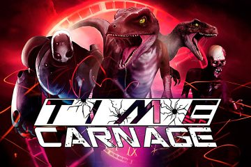 PlayStation VR : Time Carnage en preview avant le test sur PSVR
