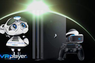 PlayStation VR : Bon à Savoir, Le Mode Sans Echec des PS4, PS4 PRO