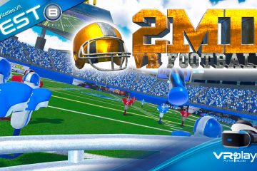 PlayStation VR : 2MD VR Football le test musclé de VR4player.fr