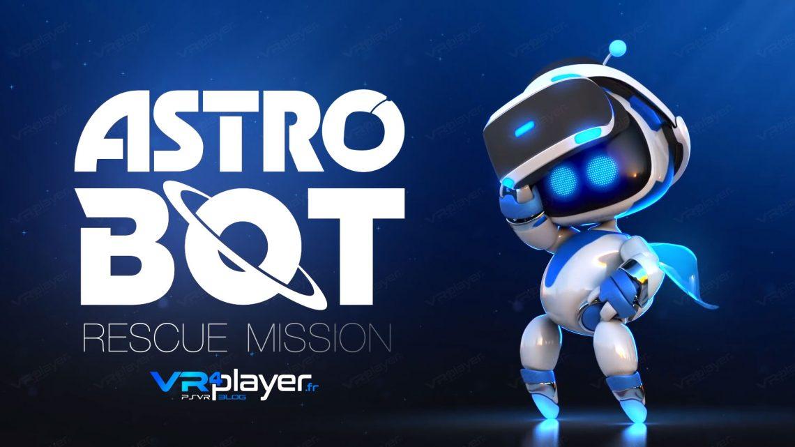 Astro Bot Japan Studio VR4Player The PlayRoom VR