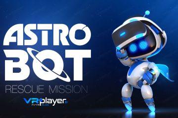 PlayStation VR : Astro Bot, le jeu inspiré par The PlayRoom VR sur PSVR