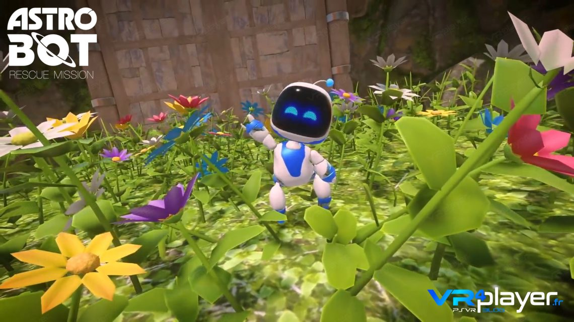 Astro Bot Japan Studio VR4Player The PlayRoom VR
