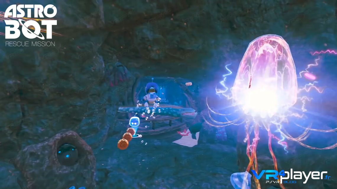 E3, jeu PlayStation VR PSVR