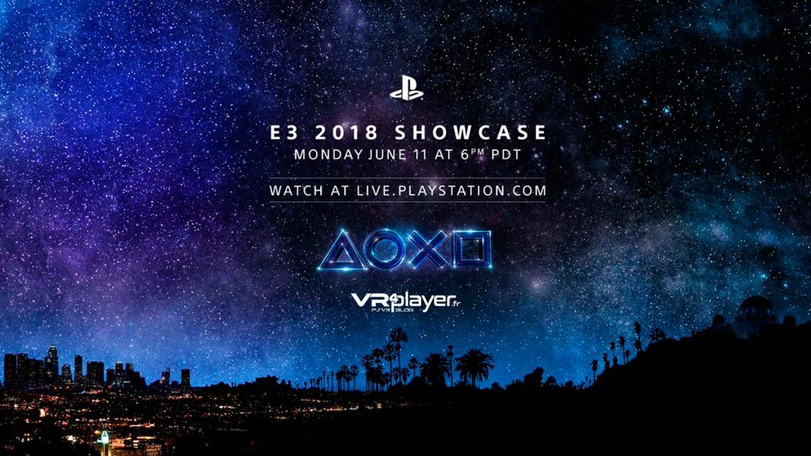 E3, Sony s'annonce