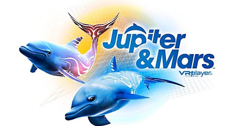 Jupiter and Mars VR4player