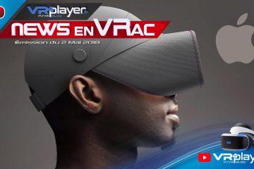 PlayStation VR : Les News en VRac 9, L'actu VR hebdomadaire en Vidéo avec VR4player