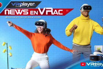 PlayStation VR : Les News en VRac Épisode 11, L'actu VR hebdomadaire en Vidéo