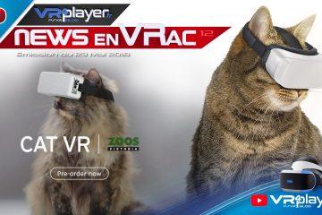 PlayStation VR : Les News en VRac Émission 12, L'actu VR hebdomadaire en Vidéo