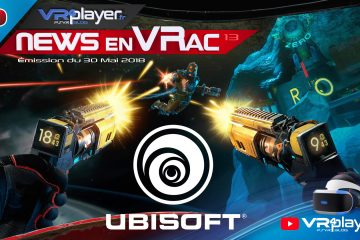 PlayStation VR : Les News en VRac Épisode 13, L'actu VR hebdomadaire en Vidéo