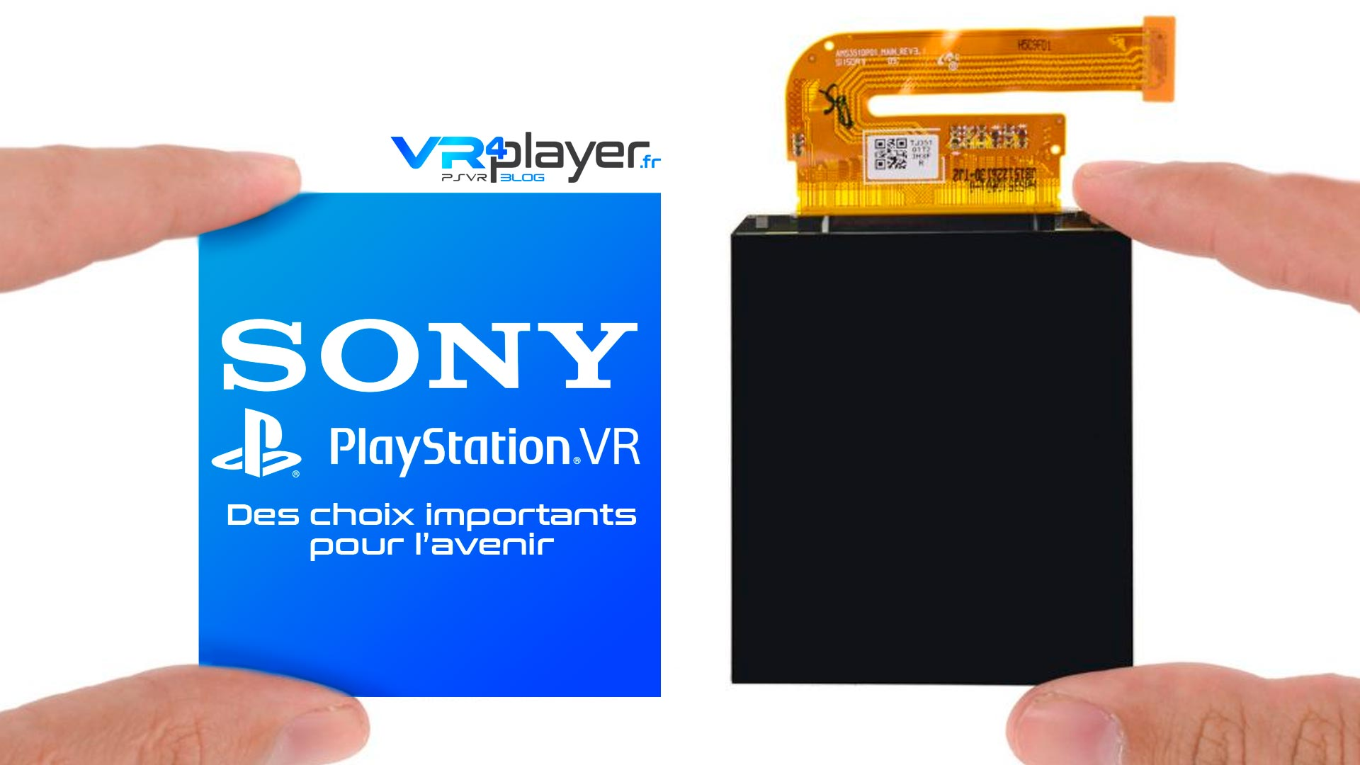 Sony des choix importants pour son avenir, PlayStation VR VR4Player