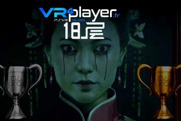PlayStation VR : 18 Floors dévoile ses mystérieux trophées PSVR